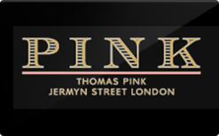 Sell Thomas Pink Gift Card