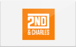 Buy 2nd & Charles Gift Card