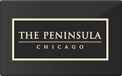Sell The Peninsula Chicago Gift Card