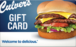 Sell Culver's Gift Card