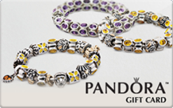 Sell Pandora Gift Cards | Raise