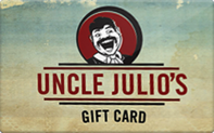 Buy Uncle Julio's Gift Card