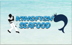 Sell Kingfish Seafood Gift Card