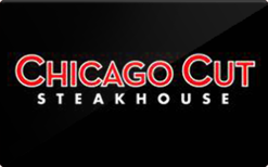 Sell Chicago Cut Steakhouse Gift Card