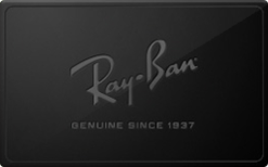 Buy Ray-Ban Gift Card