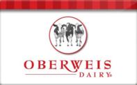 Buy Oberweis Dairy Gift Card