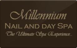 Sell Millenium Nail and Day Spa Gift Card