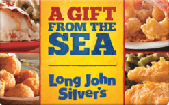 Sell Long John Silvers Gift Card