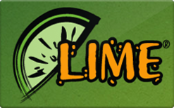 Sell Lime Fresh Mexican Grill Gift Card