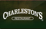 Buy Charleston's Restaurant Gift Card