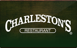 Charlestons gift card