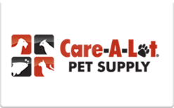 Sell Care-A-Lot Pet Supply Gift Card