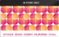 Buy Stage Stores (In Store Only) Gift Card
