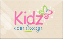 Buy KidzCanDesign Gift Card