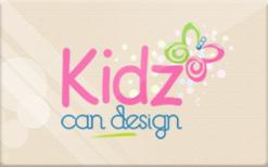 Buy KidzCanDesign Gift Card