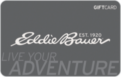 Buy Eddie Bauer Gift Card