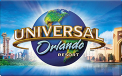 Sell Universal Studios Orlando Gift Cards | Raise