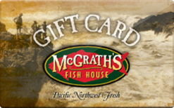 Sell McGrath's Fish House Gift Card