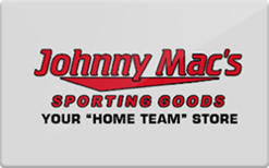 Buy Johnny Mac's Sporting Goods Gift Card