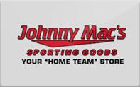 Buy Johnny Mac's Sporting Goods Gift Card