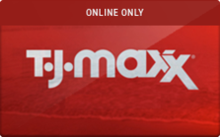 Sell T.J. Maxx (Online Only) Gift Card