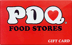 Sell PDQ Food Stores Gift Card