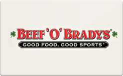 Sell Beef 'O' Brady's Gift Card