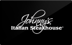 Buy Johnny's Italian Steakhouse Gift Card