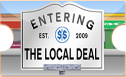 Sell The Local Deal Gift Card