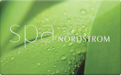 Sell Spa Nordstrom Gift Card