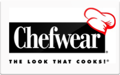Sell Chefwear Gift Card