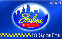 Skyline Chili Gift Card - Check Your Balance Online | Raise.com