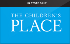 Sell The Children's Place (In Store Only) Gift Card