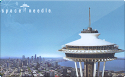 Sell Space Needle Gift Card