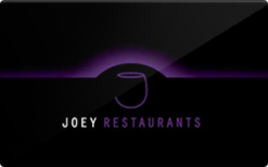 Sell Joey Restaurants Gift Card
