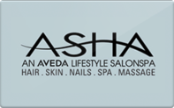 Buy Asha SalonSpa Gift Card