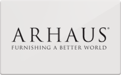 Sell Arhaus Gift Card