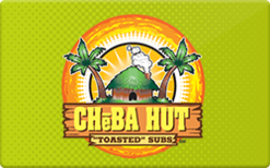 Sell Cheba Hut Gift Card