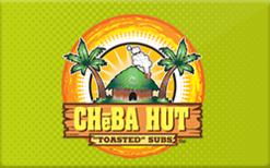 Buy Cheba Hut Gift Card