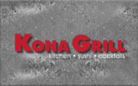 Buy Kona Grill Gift Card