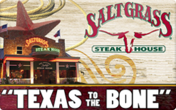 Sell Saltgrass Gift Card