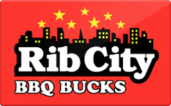 Sell Rib City Gift Card