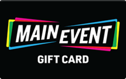Sell Main Event Entertainment Gift Card