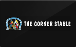 Sell The Corner Stable Gift Card