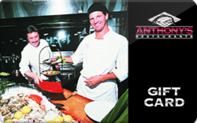 Buy Anthony's Restaurants Gift Card