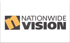 Sell Nationwide Vision Gift Card