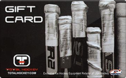 Sell Total Hockey Gift Card