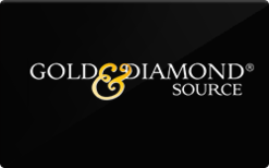 Sell Gold & Diamond Source Gift Card