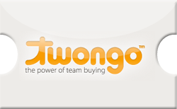 Sell twongo Gift Card
