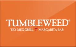 Buy Tumbleweed Tex Mex Grill Gift Card